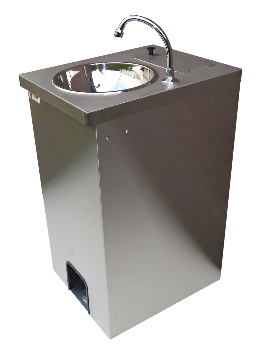 Electric Portable Sink Hot Hand Wash, St.Steel COVID - IN STOCK